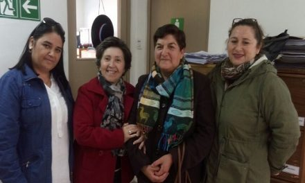 SINATI junto a ti: Despidiendo a tía Blandina Vásquez que firmó su retiro especial