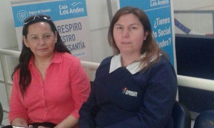 SINATI Junto a sus Socias en Región de Ñuble