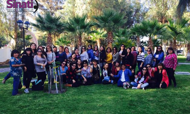 Jornada de Capacitación Sindical delegadas de Arica Parinacota, Iquique y Antofagasta