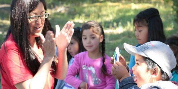 Veranadas Pehuenche: entregando educación de calidad en la alta cordillera