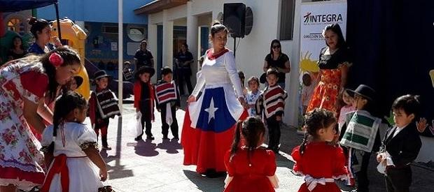 VALLENAR: vecinos de villa Juan López cuentan con nueva infraestructura en su Jardín Infantil