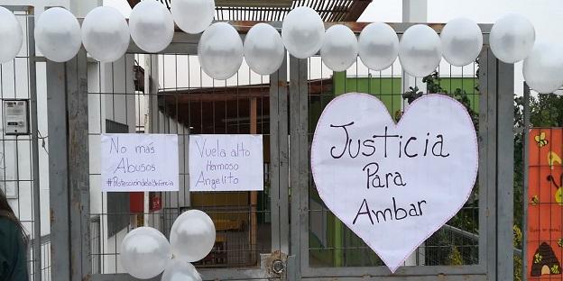 SINATI entrega sus Condolencias a Familia y Tías del Jardín Renacer de Rinconada de Los Andes por crimen de Ambar