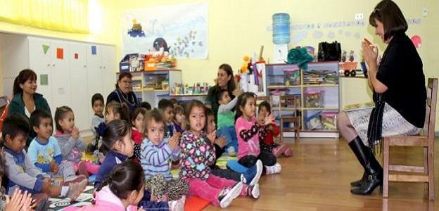Integra: Entregaron láminas para incentivar a la vida saludable desde la niñez