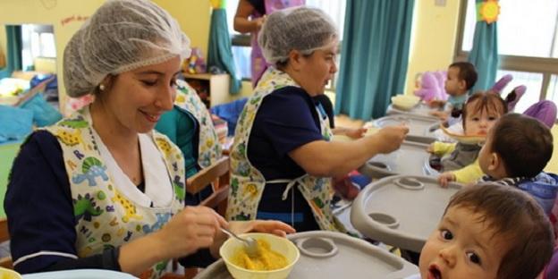 INTEGRA: Alimentación de jardines de Integra es baja en azúcares sodio y grasas saturadas