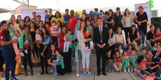 Con el foco en la seguridad y el acceso a la educación Integra inauguró oficialmente el Año Parvulario 2018
