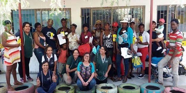 Jardín Hormiguitas de San Felipe implementa estrategia de inclusión educativa con familias migrantes
